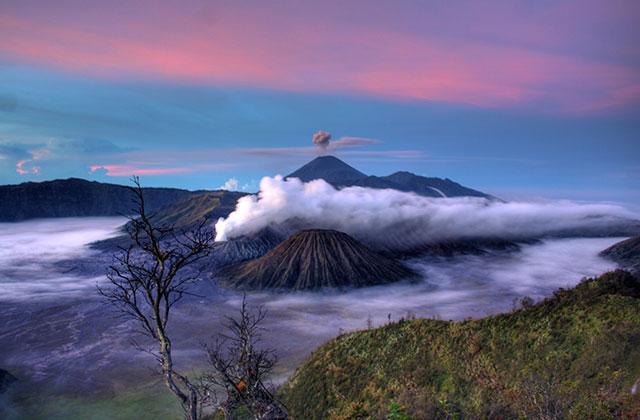 Wisata Gunung Semeru, Tertinggi Di Pulau Jawa
